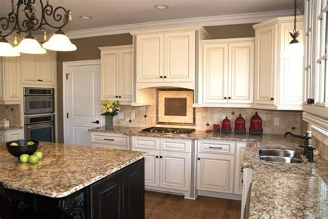 hton linen traditional kitchen other metro by - Linen White Kitchen Cabinets
