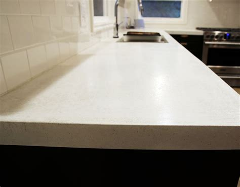 17 best ideas about white concrete countertops on