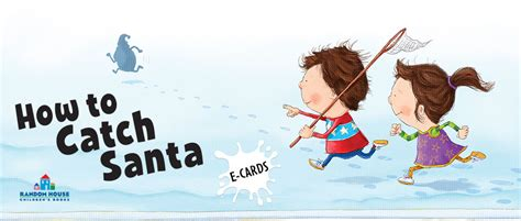 how to catch santa e cards