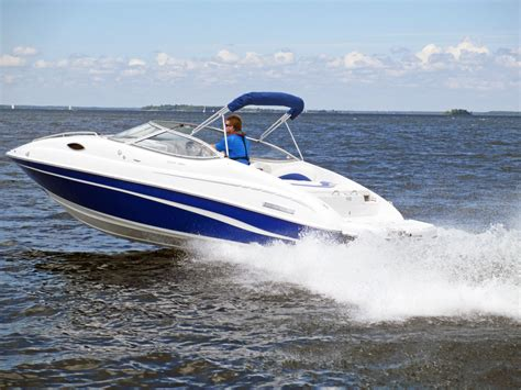 tracker boats quality issues used review 2010 ebbtide 224 se boats and places magazine