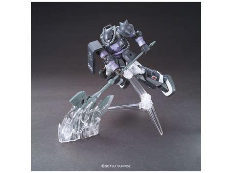 Bandai Gundam Hg 1 144 Zaku Ortega 1 144 hg zaku ii high mobility type ortega by bandai