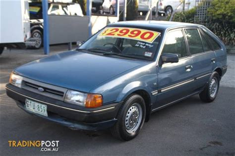 free car repair manuals 1986 ford laser seat position control 1986 ford laser gl kc 5d hatchback for sale in ringwood vic 1986 ford laser gl kc 5d hatchback