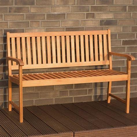 panchine da giardino panchina da esterno in legno 2 posti mod