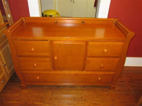 Used Baby Changing Table For Sale Baby Changing Table Dresser Combo 200 San Antonio Tx Furniture Sanantonio Classified