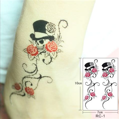 one piece fake tattoo one piece fake temporary tattoo sticker on body arm