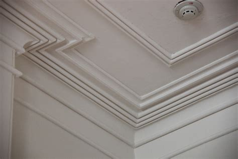 Ideas For Dining Room Walls File Arlington House State Dining Room Ceiling Molding