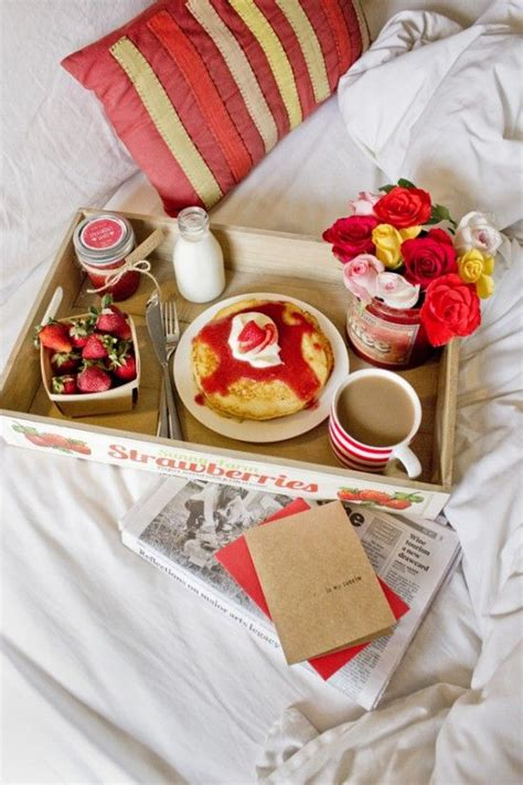 valentines day breakfasts valentine s day breakfast in bed free printable card
