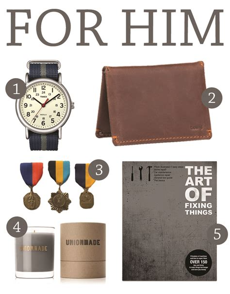 gifts for him on gift guide for him magazine