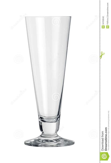 Empty Drinking Glass Stock Photography   Image: 34763542