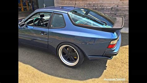 Porsche 944 Tuning by Dia Show Tuning Porsche 944 Turbo Auf Rs Classic Monoblock