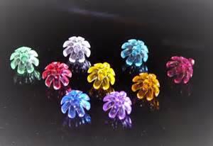 144 ceramic christmas tree flower twist flame lights 9 color crafts