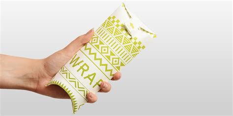 Packing Wrap pull wrap packaging portfolio matthijs kok