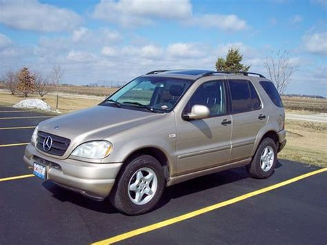 how can i learn about cars 2001 mercedes benz s class transmission control find used 2001 mercedes benz ml320 suv 4 door 3 2l v6 low miles loaded best offer in