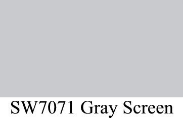 sherwin williams gray screen sherwin williams 7071 gray screen paint color gallery