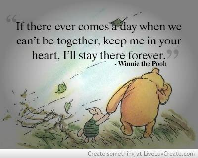 winnie  pooh quotes romantic quotesgram