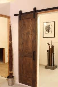 Hanging Sliding Barn Doors Demonstration Gallery Rustica Hardware