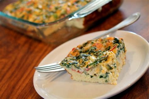 Egg Cottage Cheese Bake by Veggie Egg Casserole Sweet Tooth Sweet