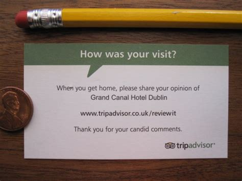 business review card template 8 terrific tripadvisor tips for businesses education