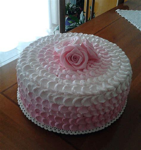 come decorare la tutorial come decorare una torta con la panna happy