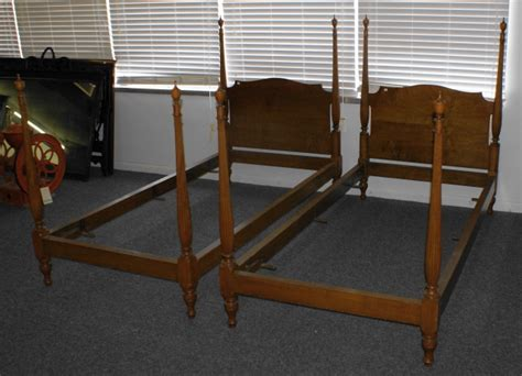 antique twin beds for sale antiques com classifieds
