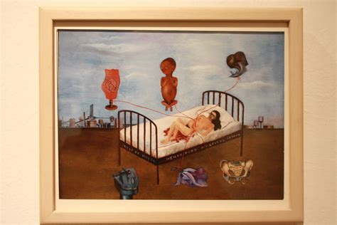 henry ford hospital the flying bed frida kahlo painting in bed www imgkid com the image