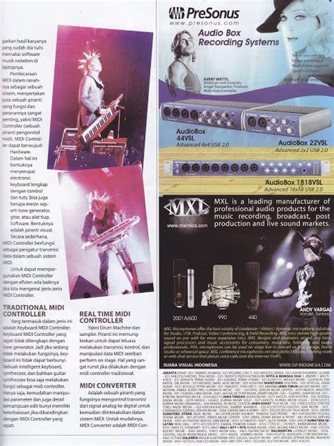 format midi adalah musicalicious spectra mengenal midi controller majalah