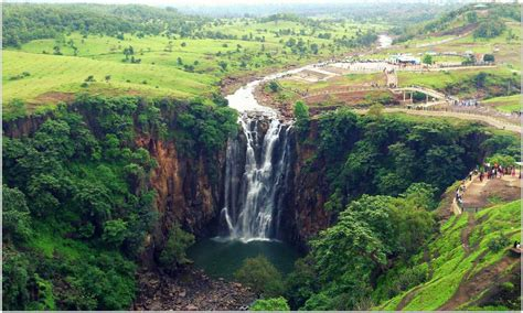 patalpani waterfalls mhow indore