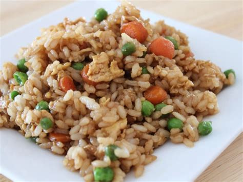 easy fried rice recipe chinese food com
