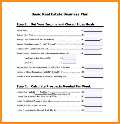 business plan sle pdf ins ssrenterprises co
