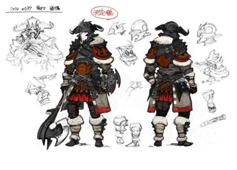 Fina Set ffxiv patch 2 1 warrior changes xiv