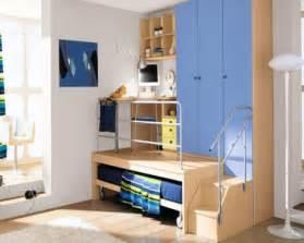 Interior bedroom custom boys loft bed with desk furniture designs