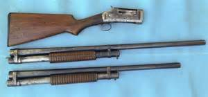 contest entry not for sale winchester model 1897