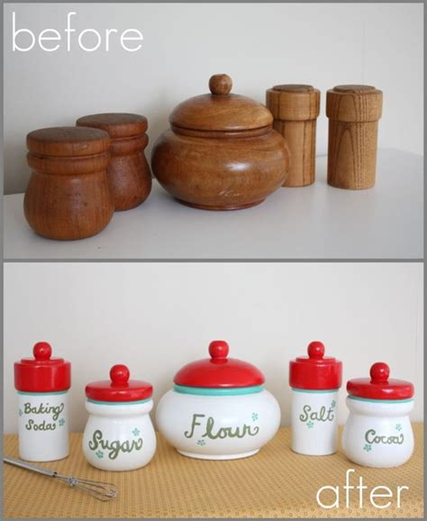 cute kitchen canisters 8 best images about diy play kitchen on pinterest stove