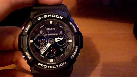 Casio G Shock Ga 200 Blw casio g shock ga 200