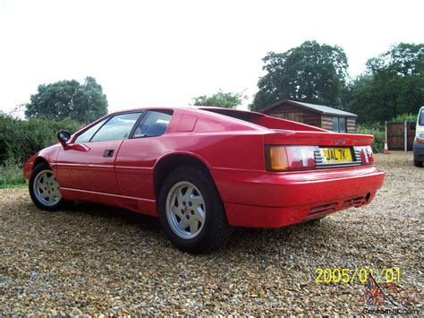 how to download repair manuals 1989 lotus esprit parking system service manual how to fix 1989 lotus esprit valve purchase used 1989 lotus esprit turbo se