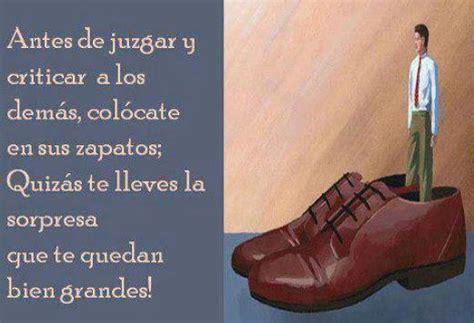 imagenes de zapatos con frases bonitas 161 no juzgues patrulleros de oraci 211 n