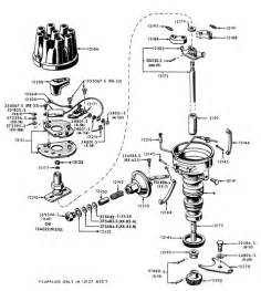 Ignition Part Names Big Block Ford Ignition Systems