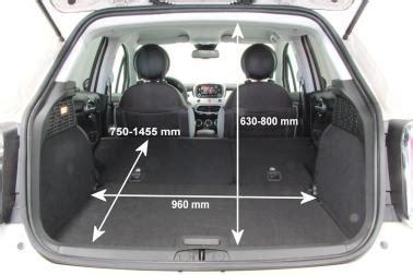 Audi Tt Kofferraum Ma E by Adac Auto Test Fiat 500x 1 4 Multiair Start Stopp Lounge 4x2