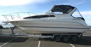 details about bayliner 174sf 175br white gray back to back