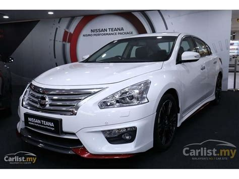 New Nissan Teana 2018 by Nissan Teana 2018 Xl 2 0 In Selangor Automatic Sedan White