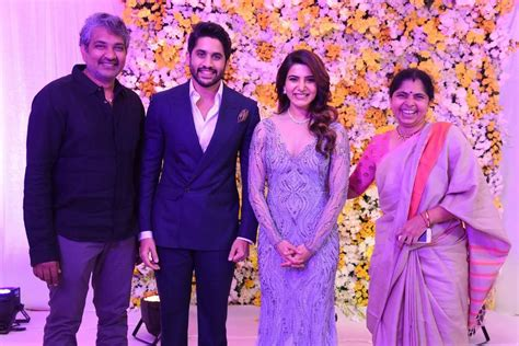 Wedding Stills Hd by Naga Chaitanya Akkineni Wedding Reception Photos