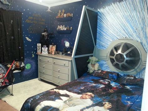 star wars room star wars room kids birthday parties pinterest