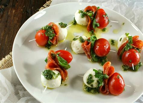 easy finger foods for christmas party