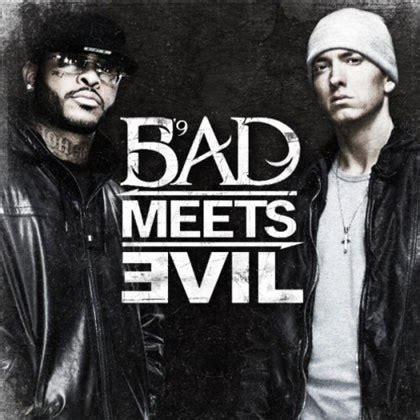 Eminem Bad Meets Evil eminem royce da 5 9 bad meets evil the mixtape