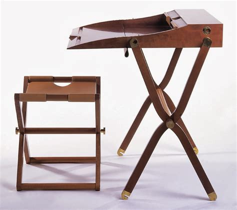 Pippa Folding Desk By Rena Dumas Modernistic Design Folding Desk
