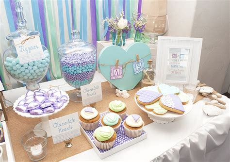 karas party ideas beach themed engagement party planning