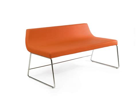 fabric bench with back upholstered fabric bench with back sentetzo by outsider