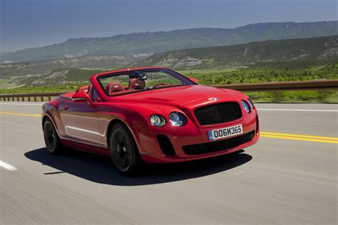 bentley sports car convertible video bentley continental supersports convertible hits