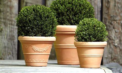 fioriere terracotta vasi e fioriere garden vicenza verde