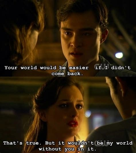 chuck and blair quotes chuck and blair wedding gossip quotes quotesgram